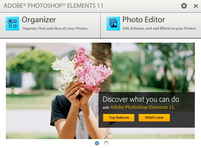 Photoshop Element 11